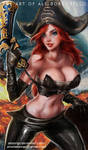 Miss Fortune - Patreon - Term One - SFW VERSION by AleBorgo