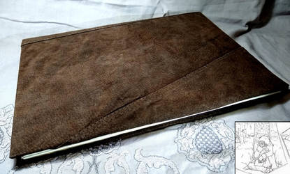 Carpi's notebook by miawell1990