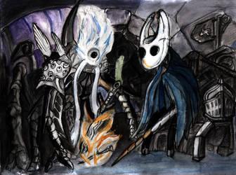 Hollow's Soul Cells by ArachnaFonFenris