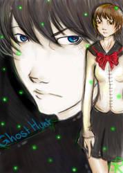 Ghost hunt by AiNana
