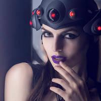 Widowmaker Masquerade version by MightyRaccoon by LetzteSchatten-stock