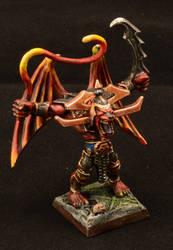 Hero Quest Gargoyle by Minisnatcher