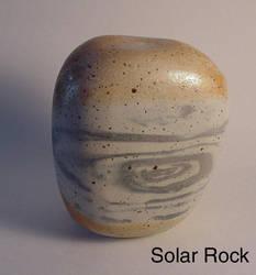 Solar Rock by sbleecker