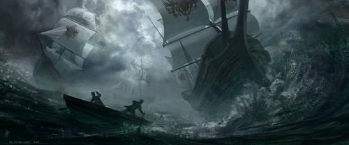 Tidal Wave by iancjw