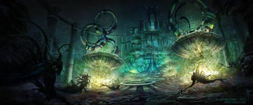 Siren Empire by iancjw