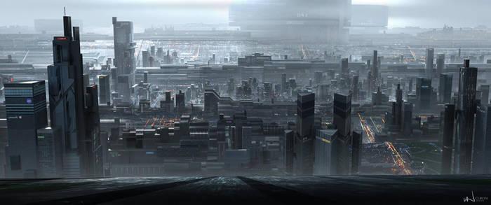 Metropolis by iancjw