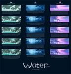 Water Tutorial by MinnaSundberg