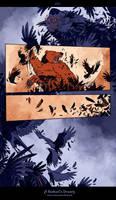 A Redtail's Dream - page 370 by MinnaSundberg