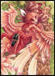 Fur and Feathers by MinnaSundberg