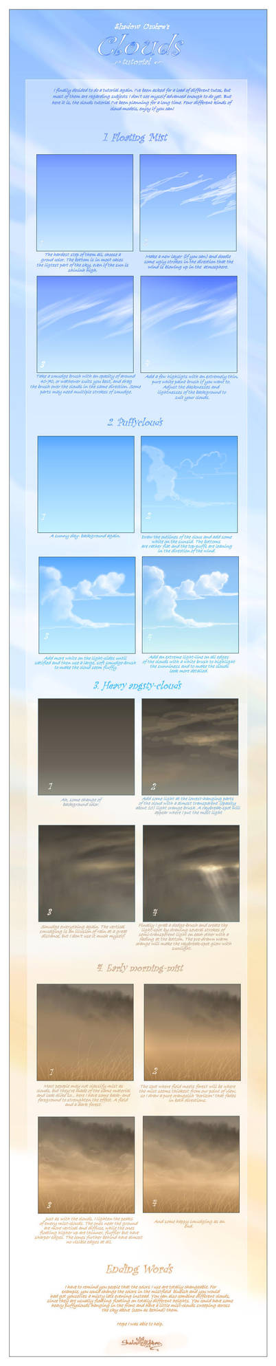 Clouds tutorial by MinnaSundberg