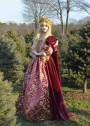 Christmas Costume I by AngelaClaytonCosplay