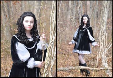 Black and Grey I by AngelaClaytonCosplay