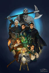 Vox Machina by LauraTolton