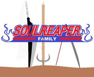 Soul Reaper Family Cover by Light-He-arth