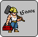 Construction Worker by AnrevoSprites