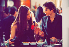 Damon and Elena 7 by SearchingForBlood