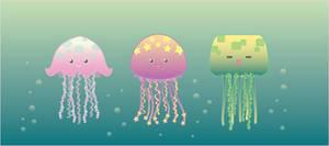 Jellyfish by ZuZuMoo