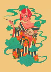 Yokai by ZuZuMoo