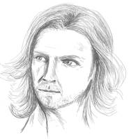 Eliot -sketch- by Bethany-sensei