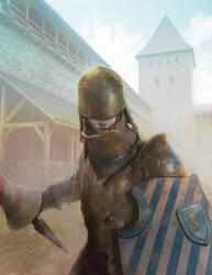 Chimera armor by 632Fan