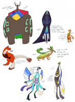 [OUTDATED] Tapestry golems by beeZah
