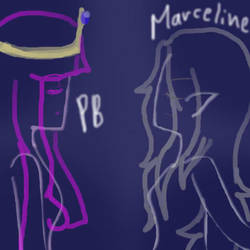 PB and Marceline by Alexa0455