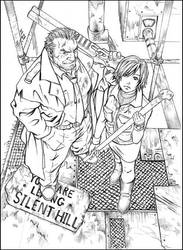 Silent Hill by njay