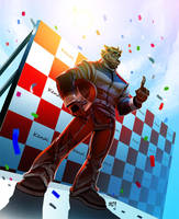 Go Speed Racer... by njay