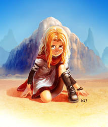Little Girl by njay