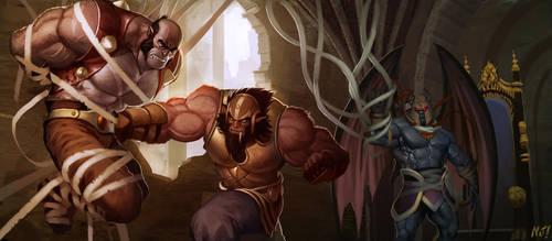Thundercat commission by njay