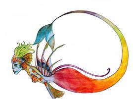 Underwater Love by Lea-Maria