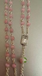 Tiny rosary by rosariesbyclarissa