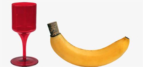Banana Cocktail by buraycule