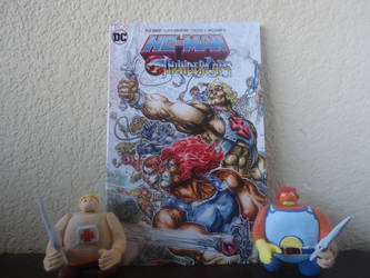 He-Man/ThunderCats by gio0397