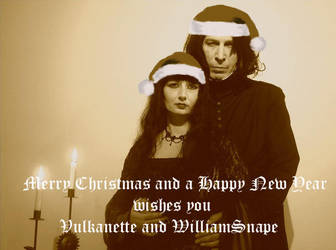 Merry Christmas by WilliamSnape