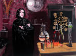 The Potions Master by WilliamSnape