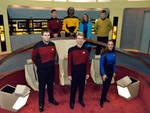 Star Trek Das Vermaechtnis 2 by WilliamSnape