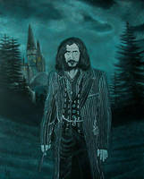 Sirius Black by WilliamSnape