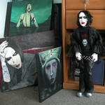 My Manson Collection by WilliamSnape