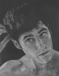 Darren Criss by DraconaMalfoy
