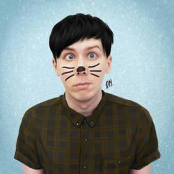 Phil Lester by DraconaMalfoy