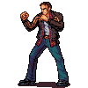 Fighter sprite of me by Carnivius