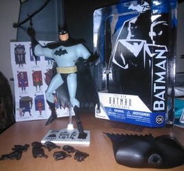 Batman - TNBA figure by Carnivius