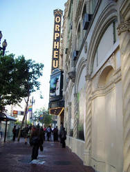 Orpheum Theatre by storybox