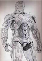 Iron Man, Mark VI by dtor91