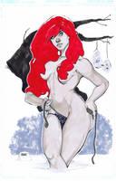 Reds Sonja by dtor91