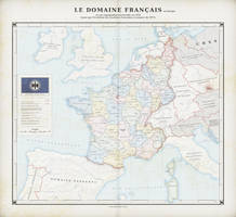 The French Domain 1950 (Alt. history) by ZalringDA