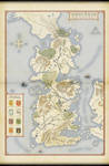 Map of Westeros (Game of Thrones) by ZalringDA