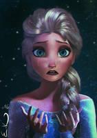 Elsa Remake by MrRabLo