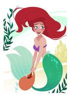 Ariel by MrRabLo
